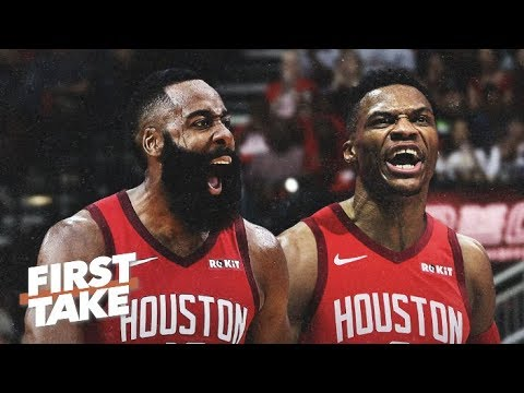 Video: Are James Harden & Russell Westbrook a top duo in the NBA? | First Take