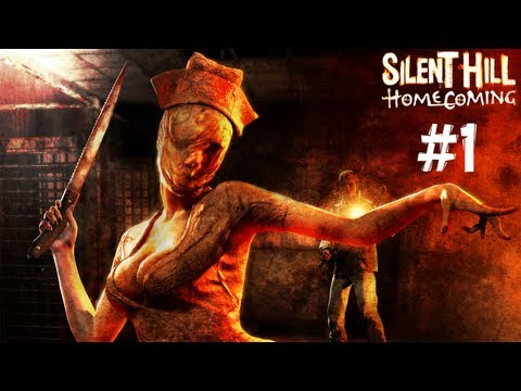 геймплей Silent Hill Homecoming
