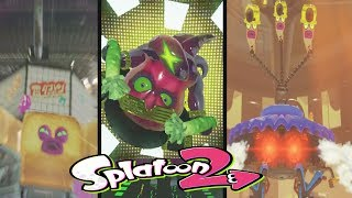 """SPLATOON 2 Ending and Final Boss (Nintendo Switch) This is from our Splatoon 2 Walkthrough from the Full Game of the Single Player.Splatoon 2 Giveawayhttps://gleam.io/competitions/RPOJw-splatoon-2-giveawaySummarySplatoon 2 is a third-person shooter developed and published by Nintendo, and the sequel to the Wii U game Splatoon. The game features battles between Inklings, using weaponized ink to cover territory and """"splat"""" opponents. While it was teased on October 20, 2016 during the reveal trailer for the Nintendo Switch game console, Nintendo did not officially confirm this or any other game showcased in the video as being in development at the time. The title was officially unveiled on January 13th, 2017 at the Nintendo Switch Presentation in Tokyo, Japan and demos were playable at Switch hands on events. A testfire demo was playable March 24–26, 2017. The game is due to release July 21, 2017.Subscribe Herehttps://www.youtube.com/channel/UCm4WlDrdOOSbht-NKQ0uTeg?sub_confirmation=1Twitch Channel Here http://www.twitch.tv/rabidretrospectgamesTwitterhttps://twitter.com/RabidRetroGPATREONhttps://www.patreon.com/user?u=2795437Feel free to check out our channel! We've got walkthroughs from everything from Resident Evil 7 to LoZ Breath of the Wild."""