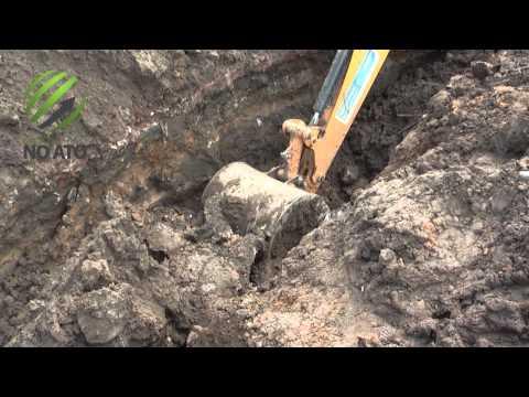Homem morre soterrado
