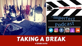 http://hecklerkane.com/2017/06/taking-break-interviewsThis past year has been a really cool run for Heckler Kane Creations and the Imperfect Podcast. We've been committed to bring you weekly interviews with indie film makers, actors and creative talent that helps support the indie film community. In this episode we have some really cool announcements we can't wait to share about our new home for the podcast at Blog Talk Radio, crowdfunding our web series Seymour the Unfortunate Vampire and shout outs to our supporters and guests who made all of this possible!We are Moving to Blog Talk RadioFirst things first. The Imperfect Podcast is moving! We will have a new home at Blog Talk Radio very soon. This summer we will be re-releasing our best podcasts from the past year. In the meantime follow us on twitter @hecklerkaneinc or sign up for our mailing list to become an Imperfect Podcast Insider.If you'd like to be considered as a guest for the next round of interviews coming in September 2017 fill out the form on our contact page.Seymour the Unfortunate VampireThis summer we are taking on our biggest film making challenge yet. We will be filming an 8 episode web series called Seymour the Unfortunate Vampire. A supernatural comedy that follows the story of Seymour, who is trying to put the pieces of his life back together after being turned into a vampire. Visit http://hecklerkane.com/seymour for updates about the crowdfunding campaign that will be launching this summer.Lookout for More Summer ReleasesWe've been filming a ton of content over the past few years and now is the time to release it! We have a number of titles coming your way that we know you'll enjoy. Please like, comment and share to #SupportIndieFilm. Here's the releases with dates to follow soon.Foley - A short film that pays homage to foley artists in our own twisted way.Jump - A short film about a man transported after encountering the ancient traveler's stone.Fight Reel - Watch Joe show off his Taekwondo skills and the rest of our fight scenes from the films we've made.Hollywood Know How - More film making tips, how to videos and film gear.Shoutouts and Many Thanks!We've made some amazing friends, colleagues, fans and more this past year. We'd like to take a moment and say thanks to as many as we can.#PodernFamily - An amazing network of podcasters that's been so supportive. Go to twitter and use hashtag #PodernFamily to find new podcasts to listen to, retweet other podcasts and join in the conversationDavid & Juliette - Juliette is the host of the Unwritable Rant podcast with her producer David. They've both been supportive since the beginning and generous with their time. We can't thank them enough.Wendy Shepherd - Wendy is the founder of Studio Matrix and has been instrumental in helping us secure many interviews this year, such as Tony Germinario, the award winning film maker and writer of Bad Frank.October Coast Publicity - A great PR firm who's helped us secure some fabulous interviews with film makers and in particular actress Tami Stronach who played the Childlike Empress in the Neverending Story.Carolyn Sames - An indie film supporter and effortlessly donates her time and resources to film makers and actors and was kind of enough to setup an interview with actor Rich Graff. Connect with Carolyn Sames on twitter at https://twitter.com/SamesCarolyn.Ethan Marten - Ethan has become a good friend since his interview with us and the Eyes of the Roshi cast. We even had the chance to meet up at the Soho International Film Festival for a screening of the film here in New York.Ruth Hill - She is an indie film blogger who has supported us from the beginning and introduced us to actor Marshall Teague. Ruth conducts wonderful interviews of her own at mydevotionalthoughts.net. See our interview with Ruth Hill here or connect with her on twitter at http://twitter.com/ruthhill74Twitter Friends: We can't thank our daily coffee support group enough and I'm sure I missed many! Thank you all, Lisa, Mary, Angela, Laura Potter, Skip Bolden, Debbi Mack, Chris Twomey, K Maria Frascona