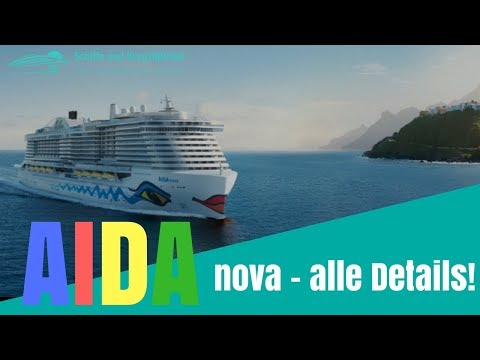 AIDA Helios: Neuheiten Rundgang (Kabinen, Restaurants, Entertainment, Name) + Outtakes