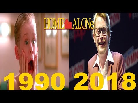 Home Alone (1990) Cast: Then and Now ★RE-UPLOAD★