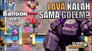 Video LAVA HOUND KALAH BERSINAR SAMA GOLEM SETELAH UPDATE? • Clash Royale Indonesia MP3, 3GP, MP4, WEBM, AVI, FLV Agustus 2017