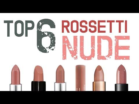 nude - I miei 6 rossetti nude preferiti di sempre! Buona visione!! Iscrivetevi, per non perdevi altri video!!! http://www.youtube.com/subscription_c... INSTAGRAM: http://instagram.com/mrdanielmakeup...