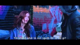 Mortal Instruments: City of Bones Trailer 3 Vietsub - Vũ Khí Bóng Đêm: Thành Phố Xương [HD]