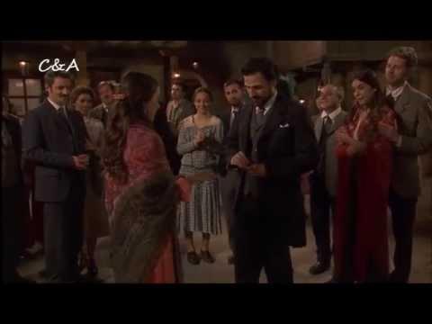 il segreto - il fidanzamento ufficiale di aurora e conrado
