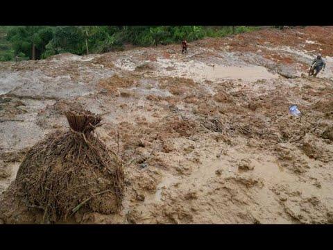 Perkembangan Pencarian Korban Longsor Sukabumi Di Hari Ke-7
