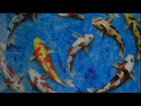 รูปปลา - Wrap รูปปลาคราฟก่อนน้ำจะมา จริงๆ อยากจะจั่วหัวว่า Wrap ตู้ปลาคราฟก่อนน้ำจะมา...
