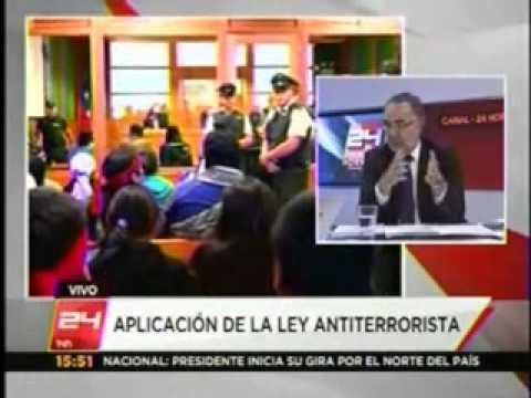 Defensor Nacional (S) se refiere a los testigos secretos y situación carcelaria en Canal 24 Horas