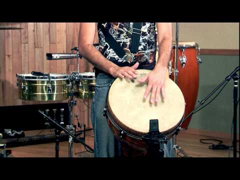 Roberto Serrano – DJEMBE – Video Instruccional