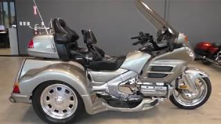 9. 211627   2003 Honda Gold Wing Trike GL1800A5 ABS   Lehman Trike Conv Used motorcycles for sale