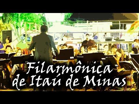 Apresentação da Filarmônica Municipal de Itaú de Minas