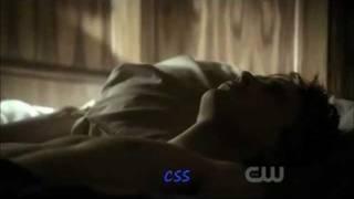 "Damon,Ian & Elena/Nina to the tune of the song ""do you wanna touch"" by Joan Jett."