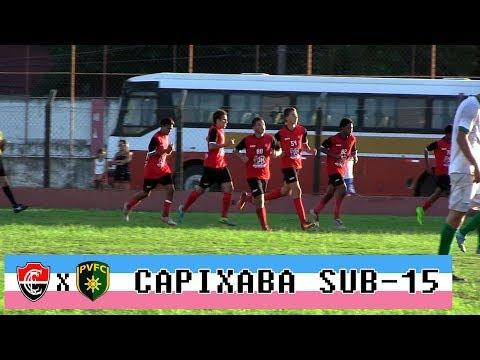[Sub-15] Caxias 2 x 2 Porto Vitória [04/06/2017]