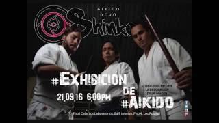 "Aikido Dojo Shinko en ""Qué Chévere!"""