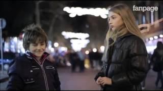 Video Apa reaksi anak-anak ini ketika disuruh menampar seorang gadis ? MP3, 3GP, MP4, WEBM, AVI, FLV Oktober 2017