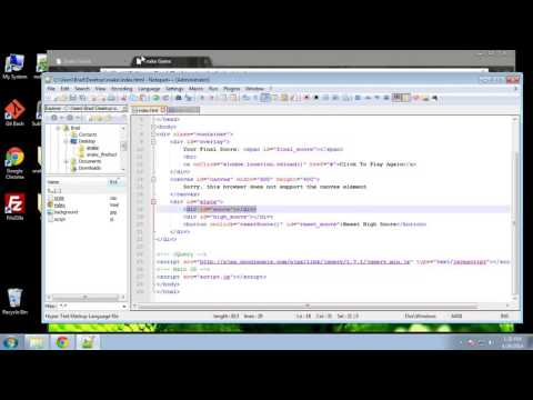 Learn HTML5 Snake Game from Scratch - Part 5