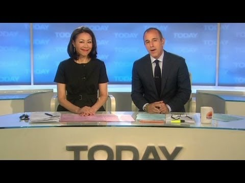 Ann Curry getting millions to leave 'The Today Show'?