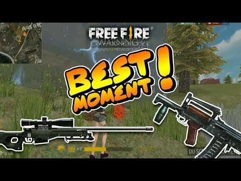 Free Fire Battlegrounds Best Moment