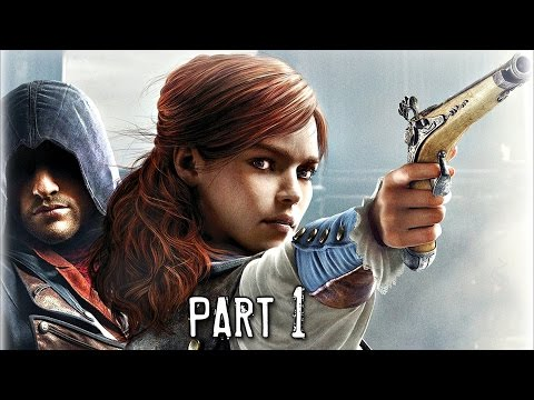 theradbrad - Assassin's Creed Unity Walkthrough Gameplay Part 1 includes Sequence 1 Mission 1: Memories of Versailles of the Single Player Story for PS4, Xbox One and PC....