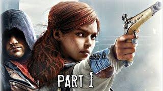 Assassin's Creed Unity Walkthrough Gameplay Part 1 - Memories (AC Unity)