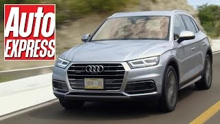 New 2017 Audi Q5 review: is Audi's SUV excellence exciting enough? by Auto Express