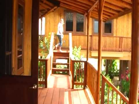 Modern Bamboo Kit Home Sanctuary Belize Part 6