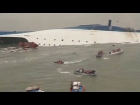 panic - The newly released recordings from the ferry disaster reveal a very frantic scene as passengers tried to evacuate.