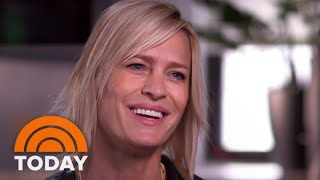Video Robin Wright Talks About Kevin Spacey On TODAY: 'I Didn't Know The Man' | TODAY MP3, 3GP, MP4, WEBM, AVI, FLV Juli 2018