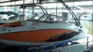 6. 2011 SEADOO 210 SP WAKE BOAT CHALLENGER FOR SALE SEE WWW SUNSETMILAN COM