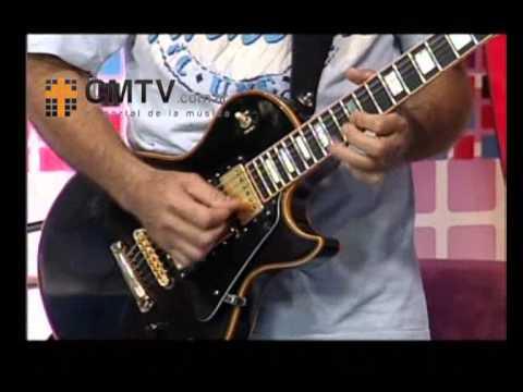 JAF video Y es mi testigo este Blues - CM Rock 2012
