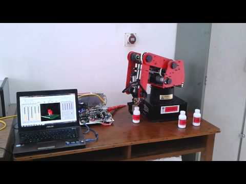 Magician Chasis Robot Wireless Control With LabVIEW, XBee