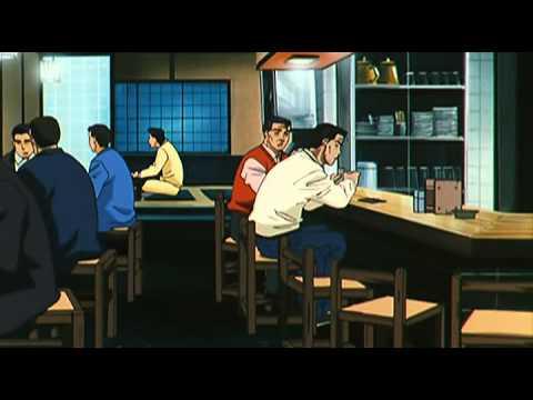 Initial D La película(3º Temporada)