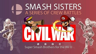 Smash Sisters Crew Battle at Civil War!