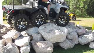 Video 2015 Can-Am Outlander 1000 6x6 With Martin Motor Sports MP3, 3GP, MP4, WEBM, AVI, FLV September 2017