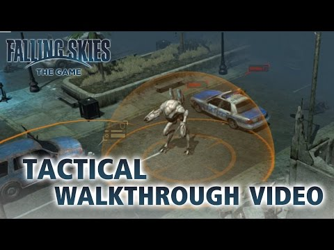 Falling Skies : Le Jeu Vid�o Wii U