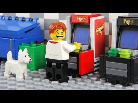Lego Arcade Game 5 (видео)