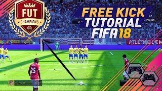 Video FIFA 18 EASY WAY TO ALWAYS SCORE FREE KICKS - UNSAVEABLE FREE KICK TECHNIQUE - SPECIAL TRICK MP3, 3GP, MP4, WEBM, AVI, FLV Juni 2018