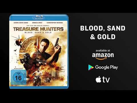 Morocco Nach Switzerland - Blood, Sand & Gold OST - Soundtrack by Bert Mueller