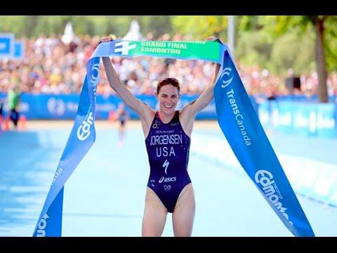 Gwen Jorgensen - ITU World Champion