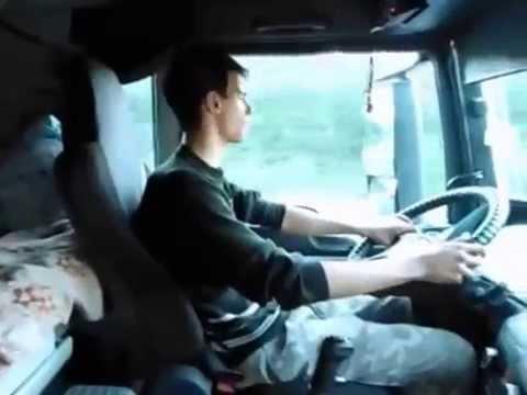 Видео секс дальнобойщиками это