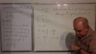 Algebra Intemedia - Lección 55 - B (variación Combinada)