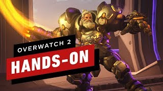 Overwatch 2 Hands-On Gameplay Impressions - Blizzcon 2019 by IGN