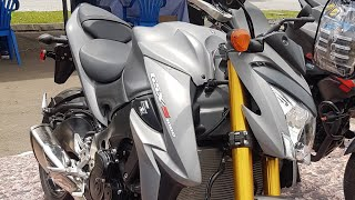 6. Suzuki GSX-S 1000 2019/Detalhes||Preço/Specs||Price