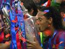 Video de F.C. Barcelona Ronaldinho, Messi...