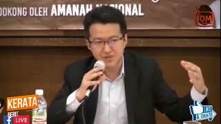 Keratan Berita: DAP semakin sederhana