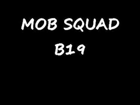 Mob Squad – Murder On Ma Mind  #BrumTown #MadThrowBack