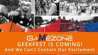 Geekfest 2016: Everything You Need to Know