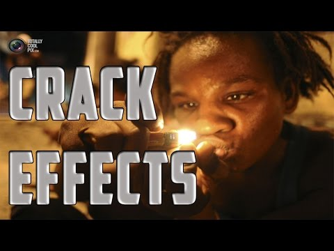Short-term and long-term crack effects